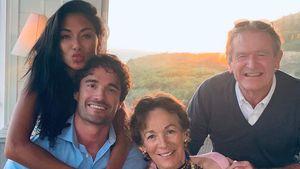 Es wird ernst: Nicole Scherzinger lernt Thoms Eltern kennen