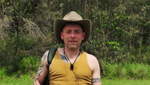 Thomas Häßler im Dschungelcamp