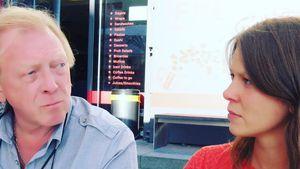 Jessica Schwarz: Rührendes Interview zum Tod ihres Vaters