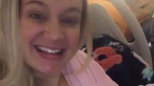Disney-Star Tiffany Thornton hat ihr viertes Kind bekommen