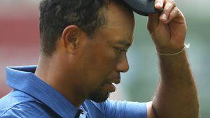 War er auf Drogen? Tiger Woods konnte Nase nicht berühren!