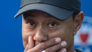 Horror-Unfall: Tiger Woods kann drei Monate nicht laufen