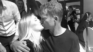 Nach Lilli: Jetzt küsst Papa Til auch Tochter Luna auf Mund!