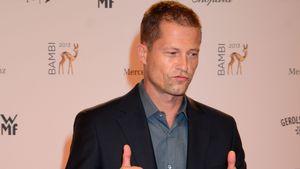 Sexy! Brad Pitt & Til Schweiger im Fifties-Battle