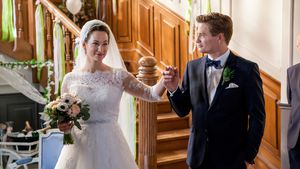 """Happy End: Christin alias Tina heiratet in """"Sturm der Liebe"""""""