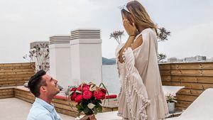 Hochzeitstag! So feiern Maren & Tobi erstes Jahr als Ehepaar