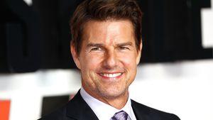 Turtelei am Set: Ist Tom Cruise wieder glücklich vergeben?