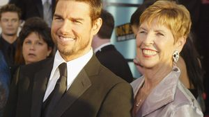 Tom Cruise mit Mary Lee South