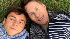 Tom Daley und Ehemann Dustin feiern den vierten Hochzeitstag