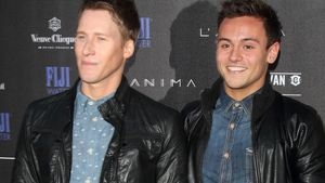 Tom Daley und Dustin Lance Black