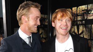 Tom Felton und Rupert wollen Draco und Ron noch mal spielen!