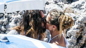 Ein Tag nach Hochzeit: Heidi und Tom knutschen als Ehepaar