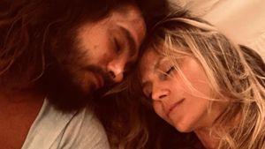 """""""Ich liebe dich"""": Heidi Klum teilt neues Pärchenbild mit Tom"""