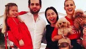 Schon so groß: Michelle Hunziker teilt süßes Familien-Pic!