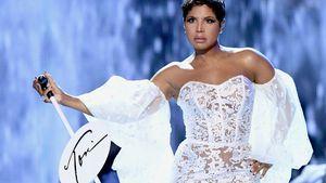 Nach 25 Jahren: Toni Braxton stand wieder auf einer Bühne