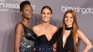 GNTM-Spoiler: Mit diesen Girls ist Heidi Klum bei amfAR Gala