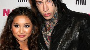 Trace Cyrus und Brenda Song