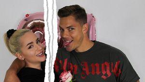 """Alles aus: """"#CoupleChallenge""""-Cedric & Gina im Trennungstalk"""