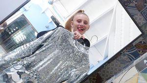 GNTM-Trixi megastolz: So lief ihr Fashion-Show-Opening!