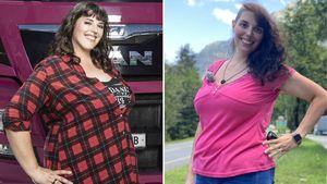 """Magenverkleinerung: """"Trucker Babes""""-Bella verlor 30 Kilo!"""