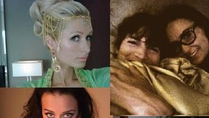 Ashton Kutcher, Coco, Katy Perry, Paris Hilton und Demi Moore