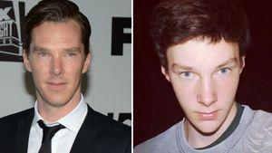 Krass! Benedict Cumberbatch hat einen Doppelgänger