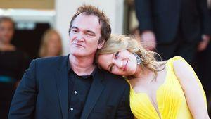 Uma Thurman & Quentin Tarantino: Endlich ein Paar?