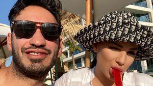 So verliebt: Umut Kekilli schwärmt von Urlaub mit Jordan!