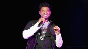 Erstes gemeinsames Foto: Usher zeigt endlich seine Tochter