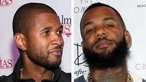 Ushers Genital-Herpes-Skandal: The Game verteidigt ihn!