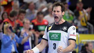 Vor WM-Spiel: Fünf Fakten zu den deutschen Handballern!