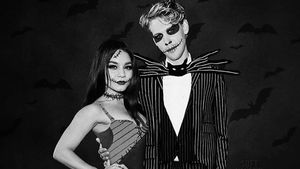 Vanessa Hudgens & Co.: Stars im absoluten Halloween-Fieber!