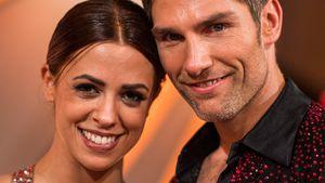 """Vor """"Let's Dance""""-Finale: Vanessa Mai dankt Christian Polanc"""