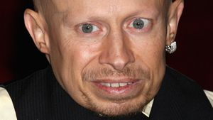 Verne Troyer, Oktober 2009