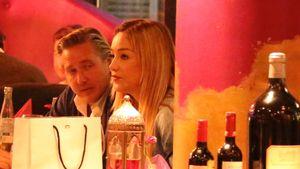 Verona & Franjo Pooth: Miese Laune beim Abendessen