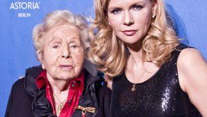 Diese 90jährige wurde von Veronica Ferres gespielt