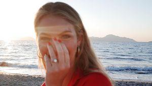 """Ja gesagt"": ""taff""-Moderatorin Viviane Geppert ist verlobt"