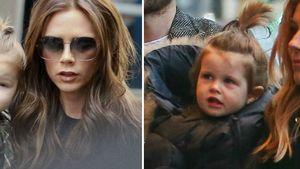 Victoria Beckham, Harper Seven Beckham, Sienna Miller und Marlowe Sturridge