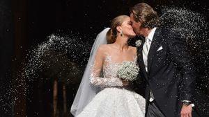 Unfassbar: Promis über Victoria Swarovskis Mega-Brautkleid!