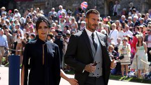 So süß gratulieren die Beckham-Kids zum 20. Hochzeitstag