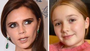 Victoria Beckham spielt Zahnfee für ihre Tochter Harper (9)!