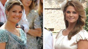 Hochzeits-Outfit: Prinzessin Victoria vs Madeleine