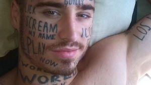 Vin Los: Krasse Tattoo-Konkurrenz für Zombie Boy