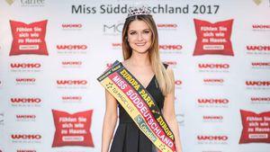 Viola Kraus, Miss Süddeutschland