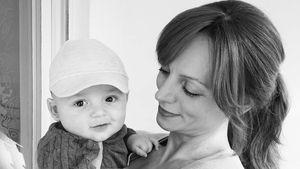 """""""Sturm der Liebe""""-Viola stolz: Ihr Sohn sagt schon Mama!"""