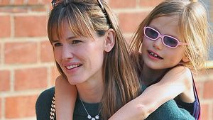 Violet Affleck: Mama ist das beste Transportmittel