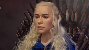 Eher Legolas als Daenerys? GoT-Fans verspotten Wachsfigur!