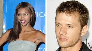 Erwischt: Ryan Phillippe und Model Jessica White