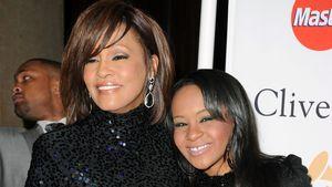 Vor Tod: Whitney Houston rettete Tochter Bobbi vor Ertrinken