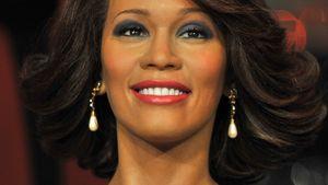 Whitney Houston erstrahlt wunderschön in Wachs
